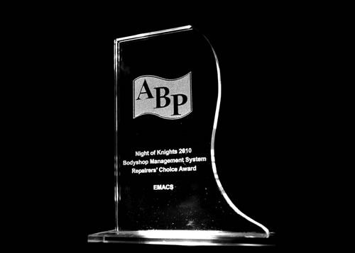ABP 2010 Award