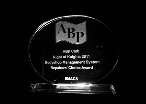 ABP 2011 Award