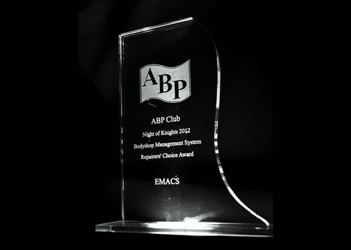 ABP 2012 Award